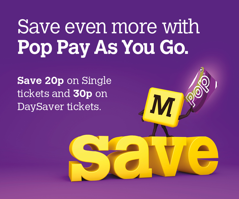 Save even more with Pop PAYG