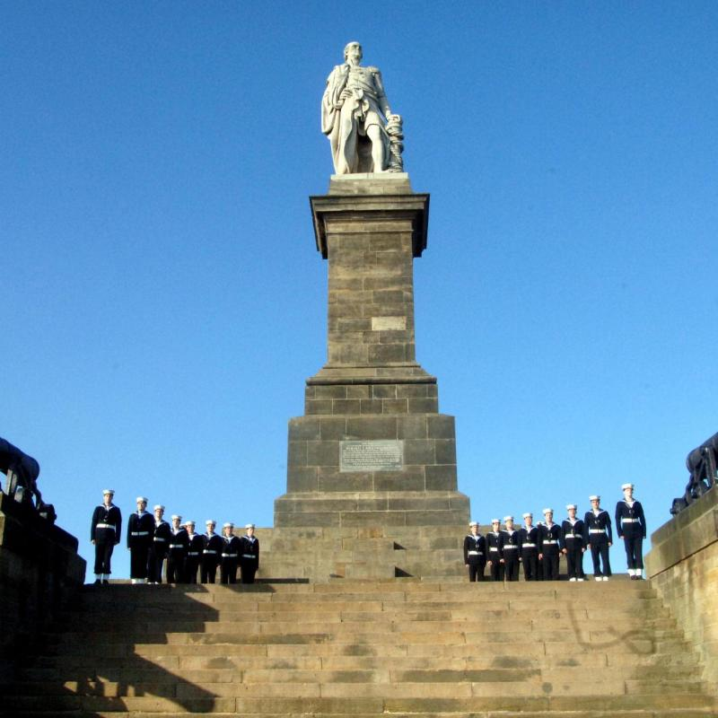Collingwood Monument