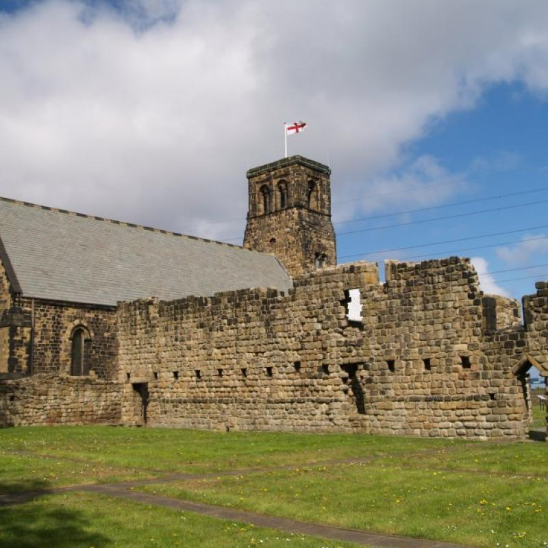 St Paul's Church Jarrow
