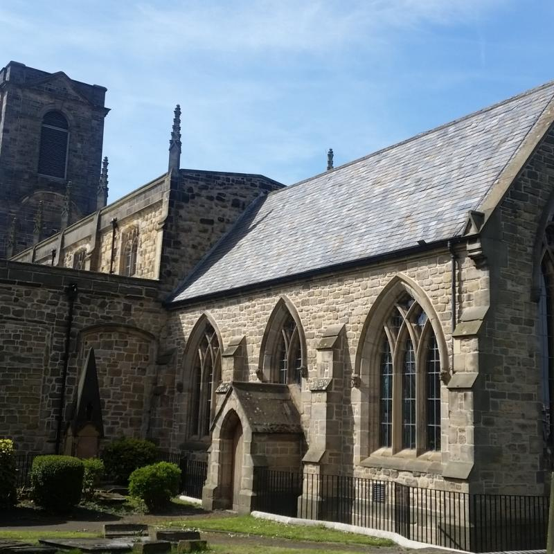 Gateshead Heritage St Mary's church