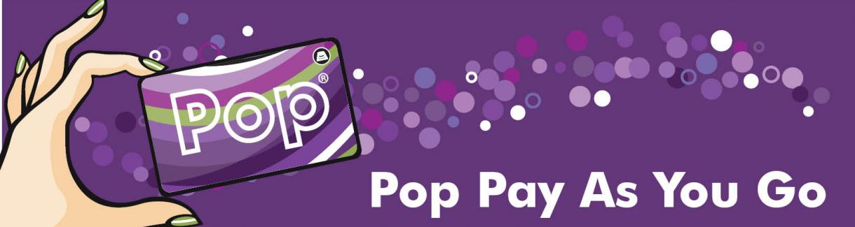 Pop Pay As You Go
