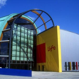 Life Science Centre exterior