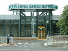 Four Lane Ends