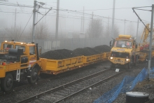 ballast trains