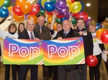 Launch of POP Card
