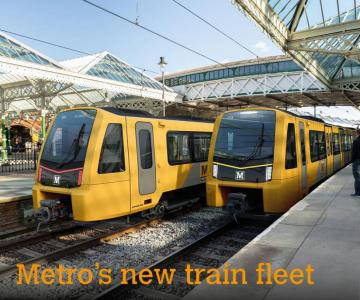 Metro's new train fleet