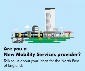 ARe you a New Mobility Services provider?