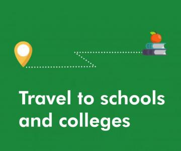 Travel to schools and colleges