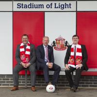 Kevin Ball at Stadium of Light Metro station