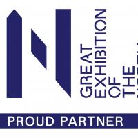 Great Exhibition of the North proud partner logo