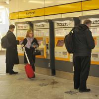 new ticket machines