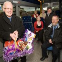 Jarrow bus passengers