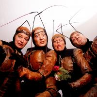 Theatre Pikante - Forest Ants