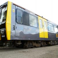 Metrocar bearing new livery
