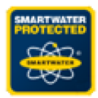 Smartwater protected logo.