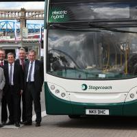 New bus and transport managers
