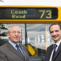 Councillors welcome new Washington bus services