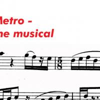 Metro - the musical poster