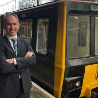 Metro Head of Service Delivery James McCaffery