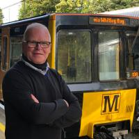Metro's oldest driver Richard Neesham