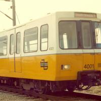 The first Metrocar 4001