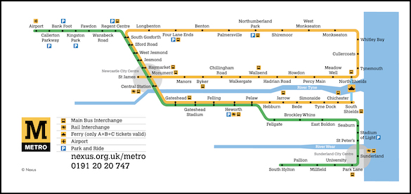 Download the metro map